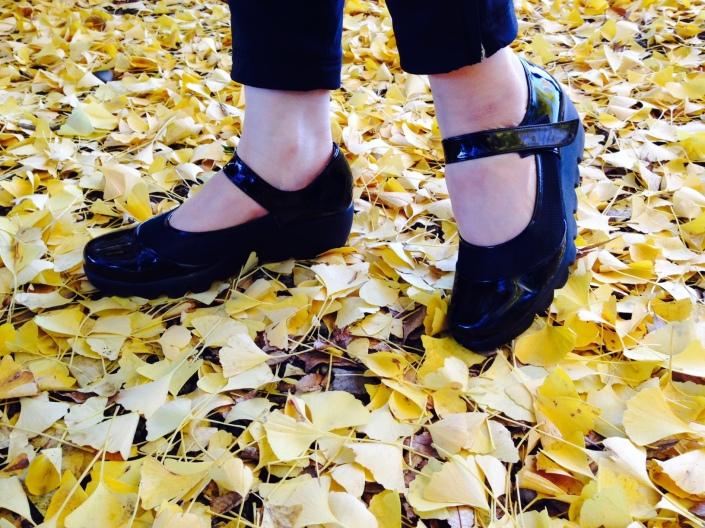 銀杏靴のみ2
