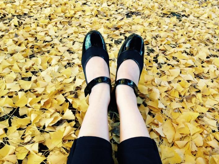銀杏靴のみ3
