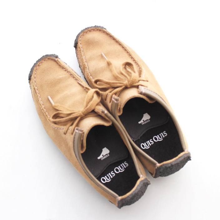 カメラマンさんの靴