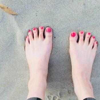 ブカワールド:地図なき時代の歩き方 〜女性性と足指〜