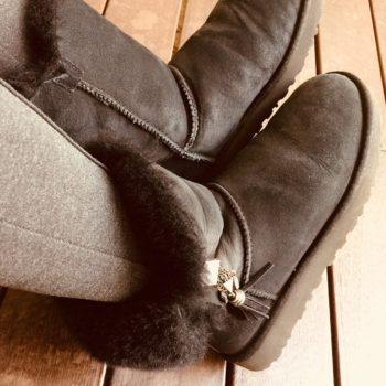 【ムートンブーツで足の冷えと履き心地を両立させる方法】